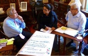 Co-Creation Arab American Heritage Council Board Planning