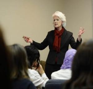 Jan Edgar Langbein, CEO, Genesis Women's Shelter & Support of Dallas, TX - Photo: The Bush Center, Flickr CC